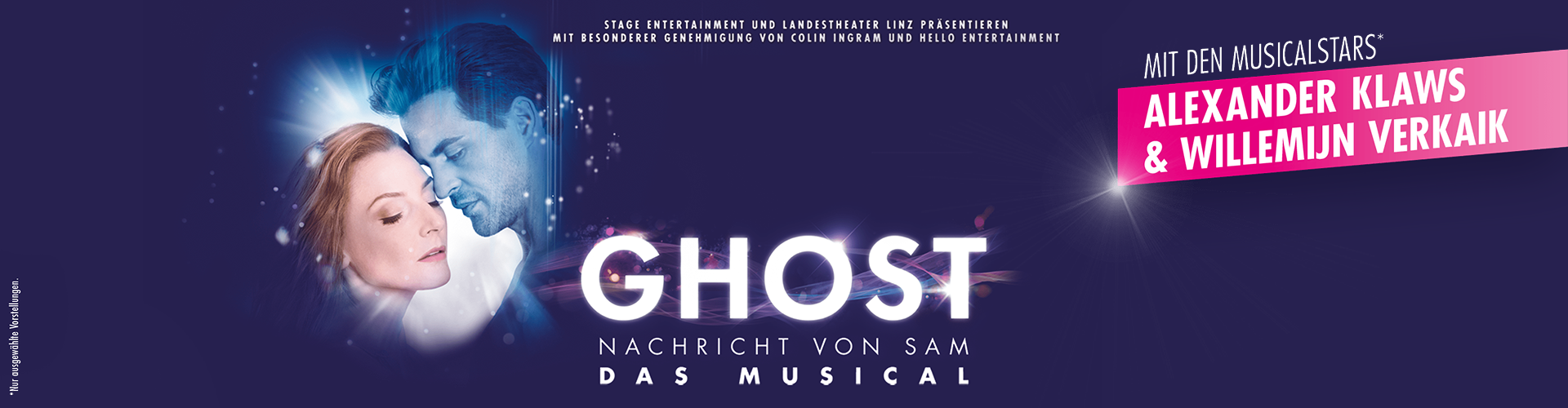 GHOST – DAS MUSICAL